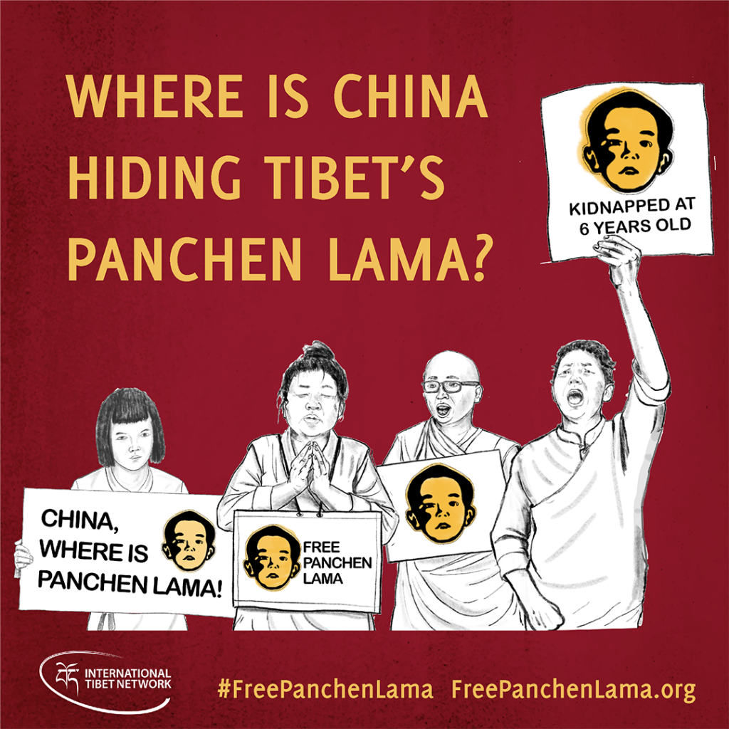 Where is China hiding Tibet's Panchen Lama?